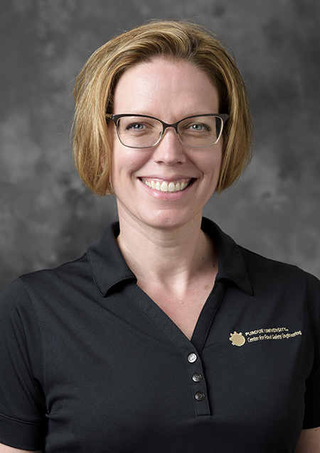 Photo of Dr. Lisa J. Mauer